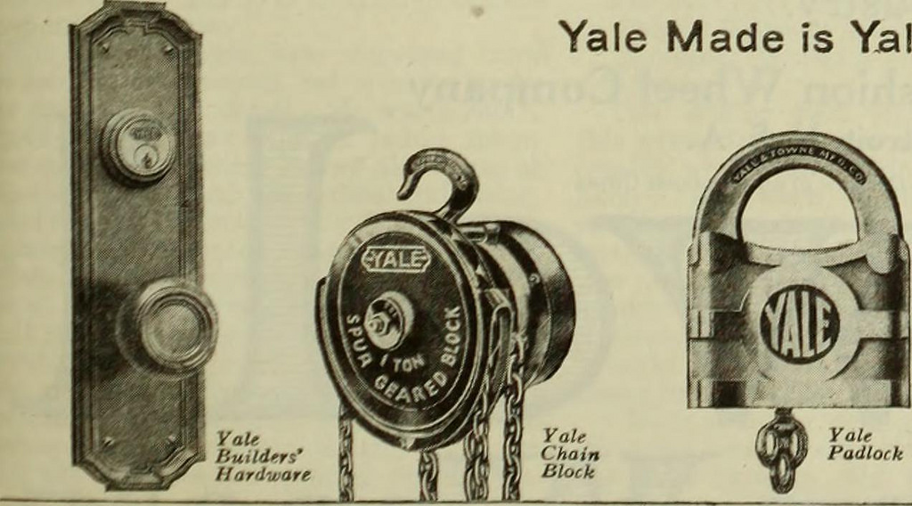 The Yale Lock