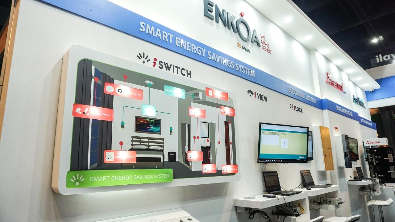 ENKOA: Smart Energy Savings Systems