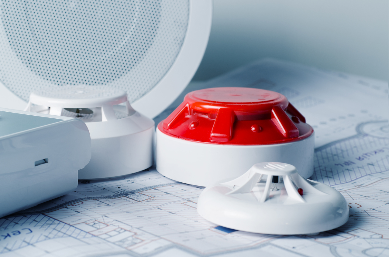 Fire detection and alarm systems