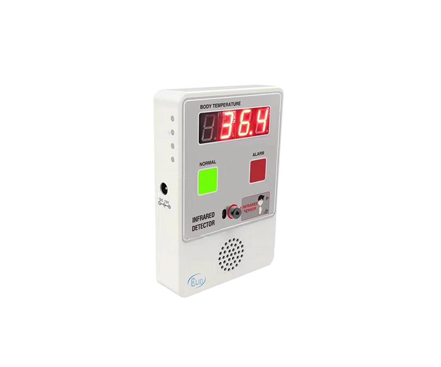 Body Temperature Detection