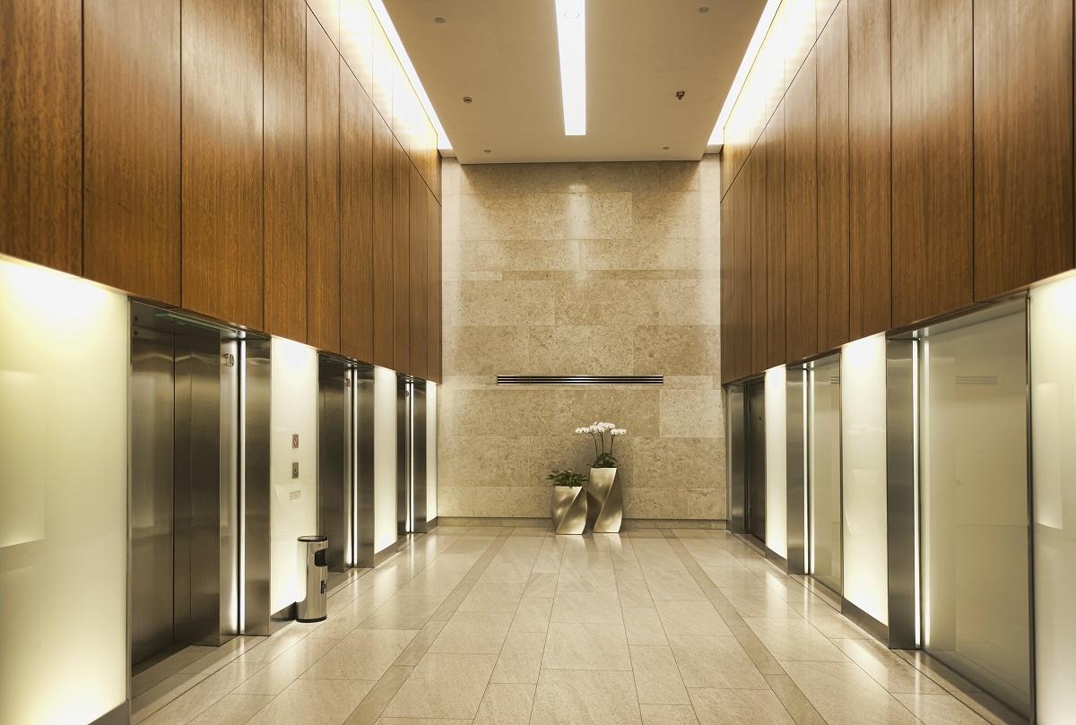 Hong Kong, China,Modern Elevators