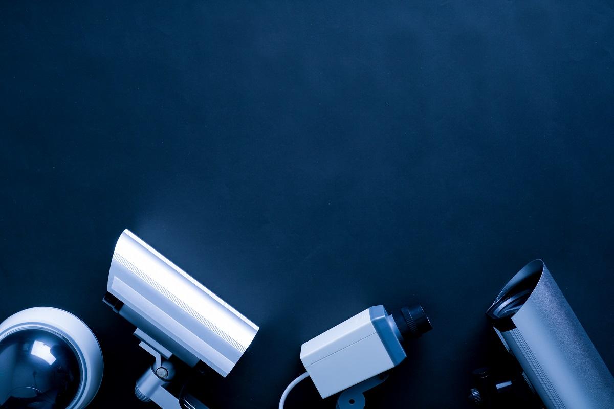 CCTV security online camera